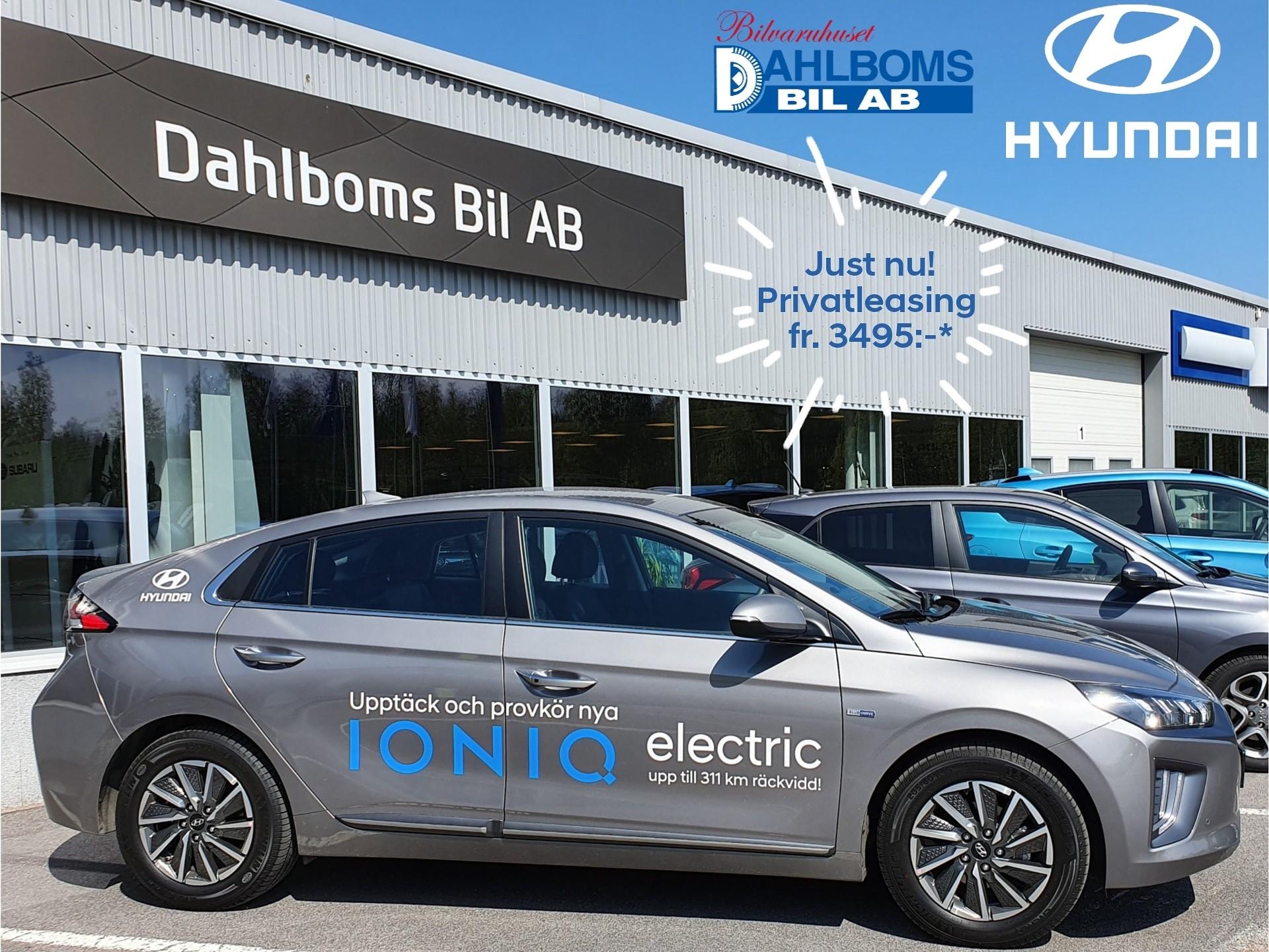 Subaru, Hyundai & Aixam mopedbilar Dahlboms bil i Gävle